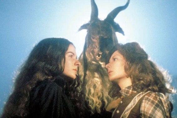 Alucarda y Satanás