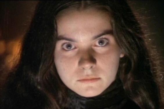 Tina Romero, como Alucarda