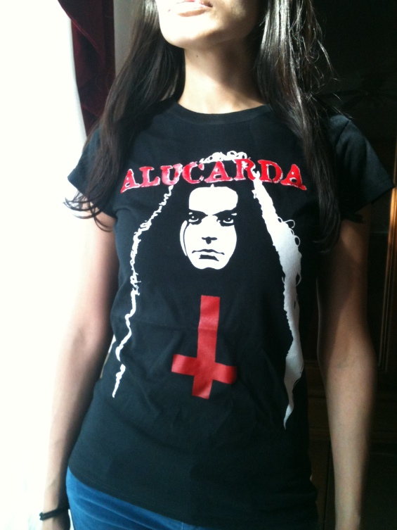 Alucarda shirt
