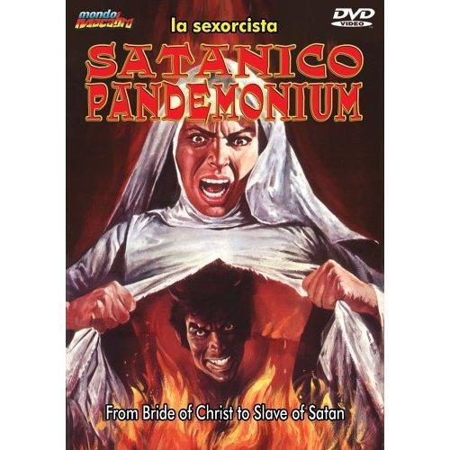 Satanico Pandemonium, La sexorcista, 1975.