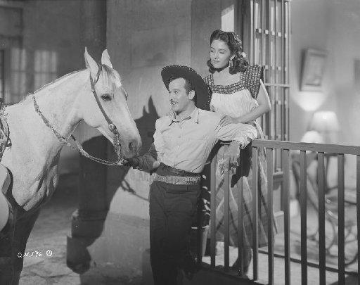 Kamcia. La oveja negra (1949).