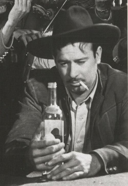 Pedro Infante borracho.